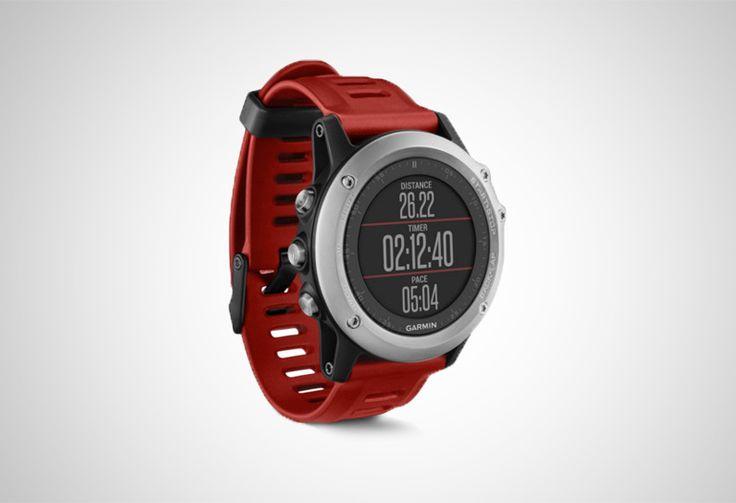 #Garmin Fenix 3 Silver Performer Bundle GPS HRM