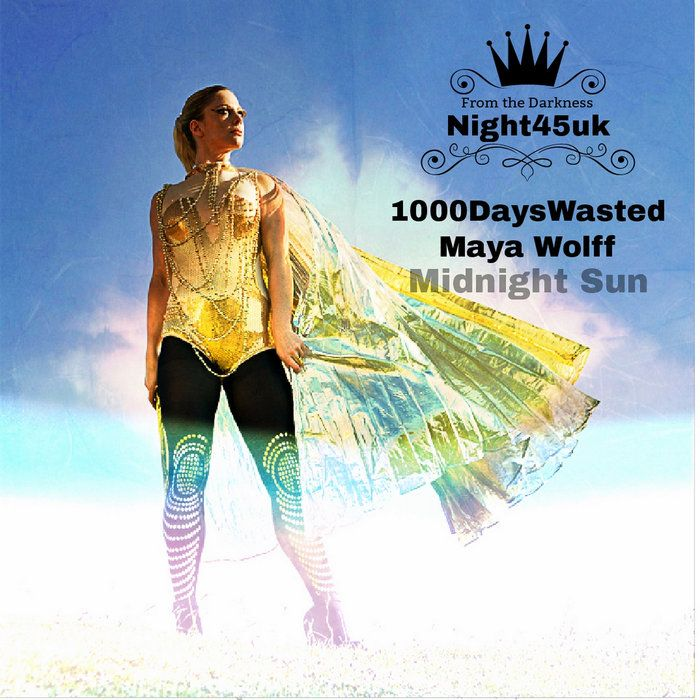 Midnight Sun Out on Now! #artist #electronica