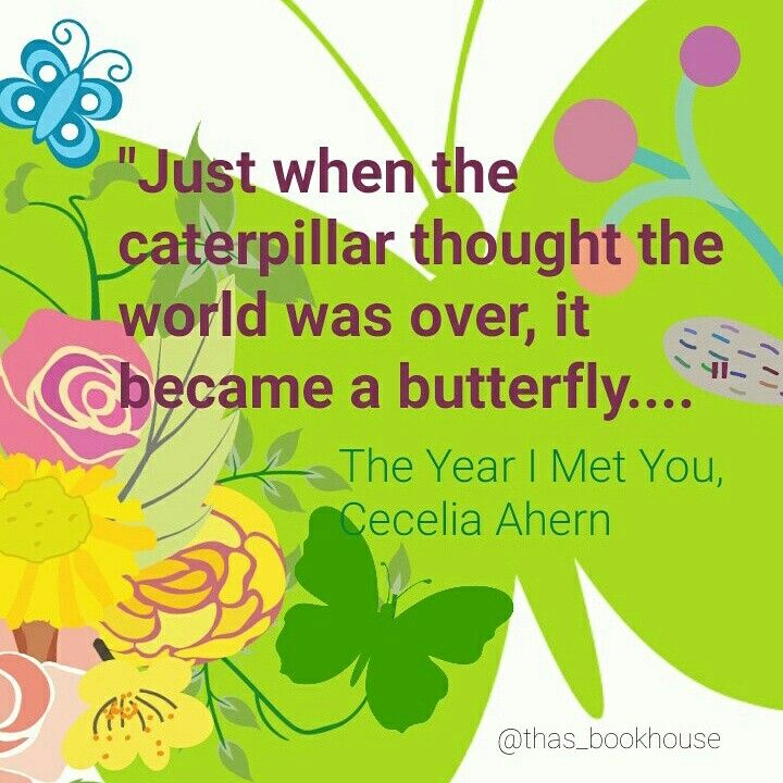 #QuotesfromBooks #ceceliaahern #thas_bookhouse #TheYearIMetYou @thas_bookhouse