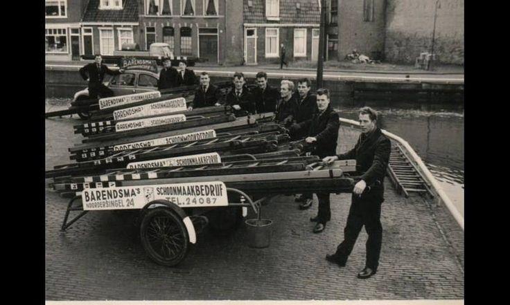 #Glazenwassers jaren 60 www.vivier.nl