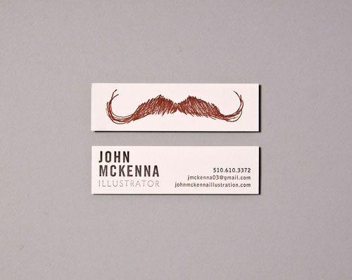 Business Card for: John McKenna