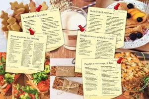 Przepisy bez mleka, jajek i glutenu dla alergika – do druku