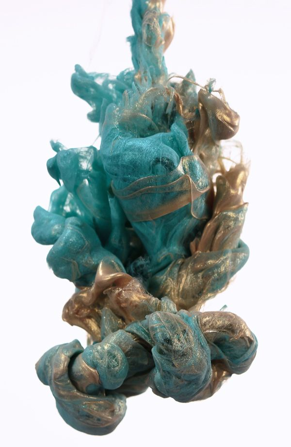 Stunning Water and Ink Photography and Design by Alberto Seveso