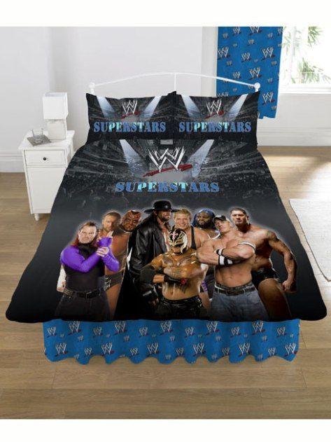 Wwe Bedroom Decor 4 WWE Bedroom Decor