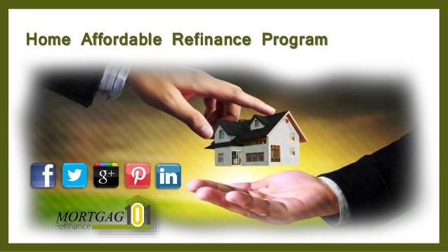 17 Best Ideas About Home Affordable Refinance Program On