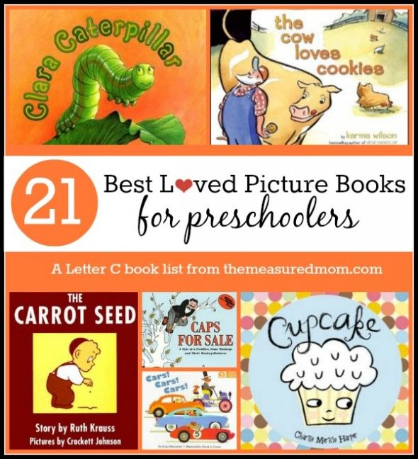 Some of our FAVORITE books for preschoolers - loved by both my 3 and 5 year old preschool boys: Book Lists, Letter C Books, Books For 3 Year Old, Letters Read Write Spell, Letter Cc, Favorite Books, Books To Read