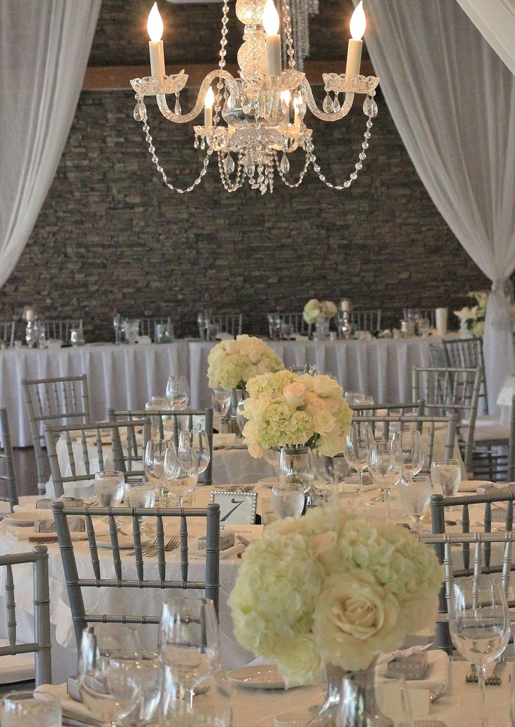 Wedding Decor at Sunset Ranch