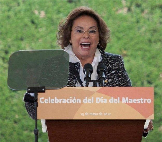 Abren juicio contra una exlíder sindical mexicana por delincuencia organizada - USA Hispanic