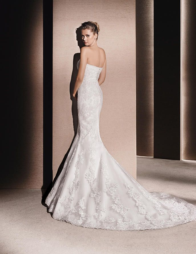 LA SPOSA COLLECTION 2016 MULLET, Wedding Dress