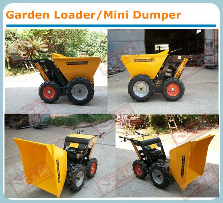 high quality honda b s engine small garden loader mini. Black Bedroom Furniture Sets. Home Design Ideas