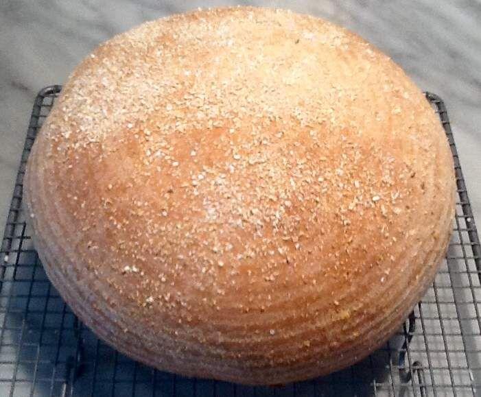 Recipe German Farmer's Bread (Hausbrot) by monicaih - Recipe of category Breads & rolls