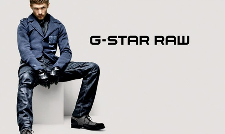 Love G-Star Raw