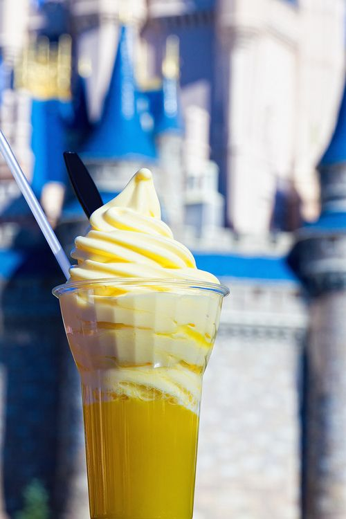 Pineapple dole whip recipe