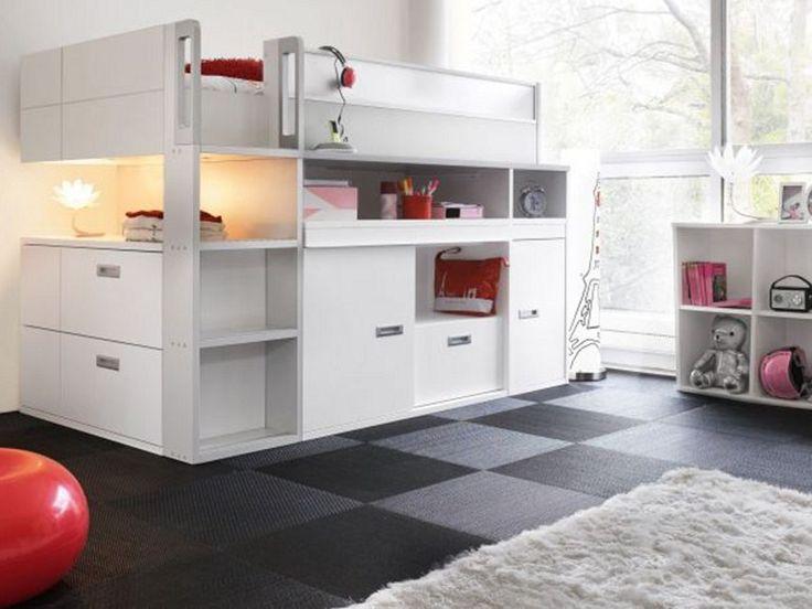 49 best lits rangements images on pinterest   nursery, bunk bed