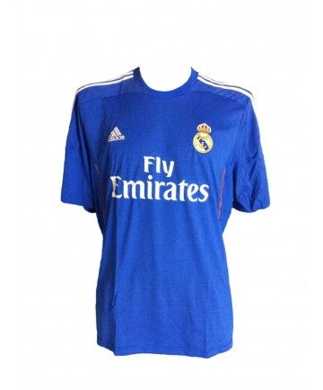 ADIDAS- Camiseta 2ª equipacion Real Madrid. Temporada 2013-2014
