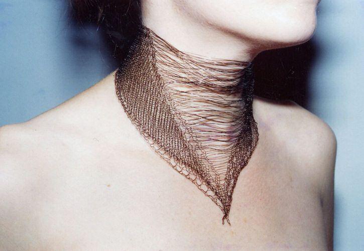wonderful metal necklace from www.beautifulmetal.co.uk