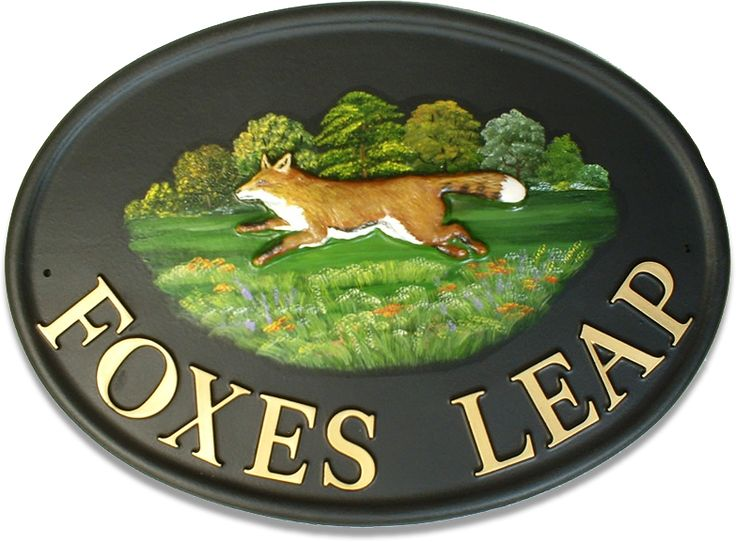 Based in Kent. We produce personalised hand-painted house signs.