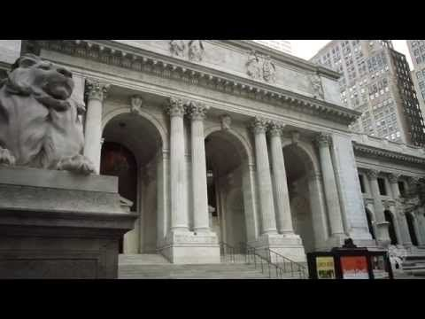 Inside The New York Public Library: The Stephen A. Schwarzman Building - YouTube
