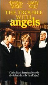 The Trouble With Angels (1966) Rosalind Russell, Hayley Mills, Mary Wickes