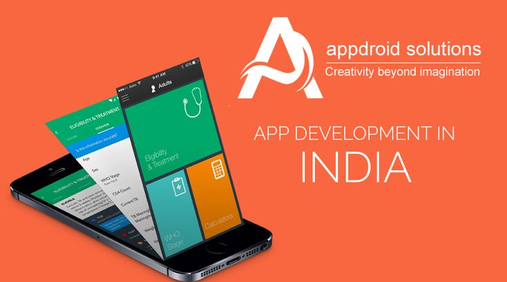 Appdroid Solutions: app development in India Company in India   The bright future of the app development in India can better understand with this one example. These benefits are offered to app developers of any nationality. Appdroid Solutions is the Service Provider Company of iPhone/iPad/Android/Tablet/Web, Mobile Applications, Enterprise Portals, eCommerce Sites Development. We provide services mainly in iPhone Applications, Android Applications exceed the expectation.