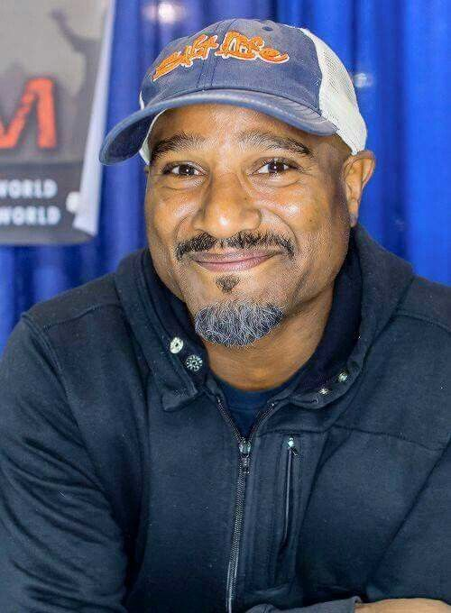 Seth Gilliam.
