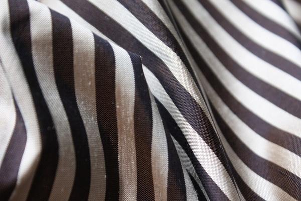 silk dupion from Tessuti