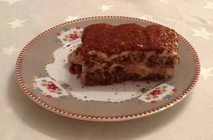 Tiramisu - İtalyan Usulü                        -  Aslı Marengo #yemekmutfak