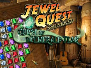 Jewel Quest is one of most popular online puzzle game In this game you need to form matches of 3-in-a row by swapping 2 adjacent relics. Play now...