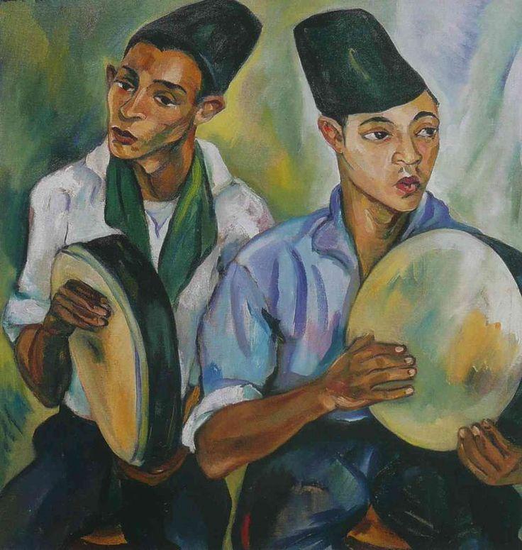 Irma Stern - Somali Boys