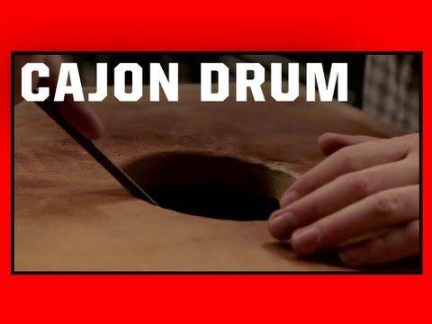 ▶ How to Make a Cajon - YouTube