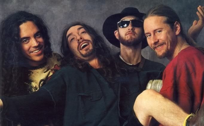 Alice In Chains bassist talks late singer.