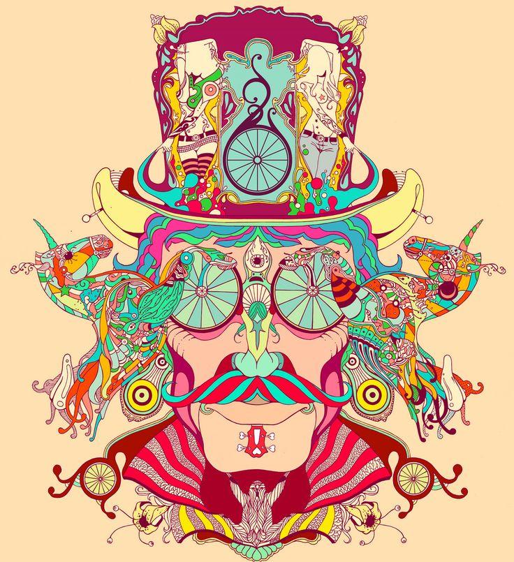 Design Culture   10 cartazes de carnaval para inspiração