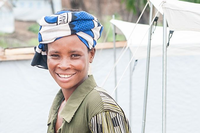 From where I stand: Nahimana Fainesi      Nahimana Fainesi fled her native Burundi and has been living in the Lusenda refugee camp in Democratic Republic of Congo where she works as a farmer in a UN Women cash-for-work programme. http://www.unwomen.org/en/news/stories/2016/5/from-where-i-stand-nahimana-fainesi?utm_campaign=crowdfire&utm_content=crowdfire&utm_medium=social&utm_source=pinterest
