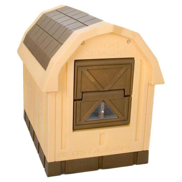 Alison Palace Dog House Insulated Dog House Large Dog House