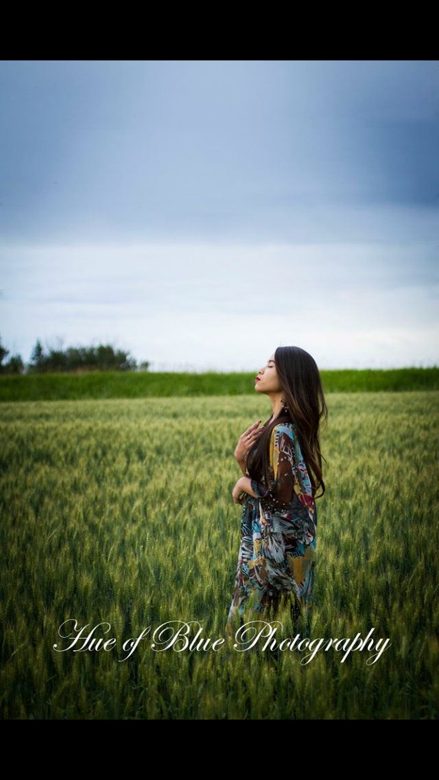Just breathe. Take time to stop and enjoy the small things in life.   Facebook.com/hobphotography   Breathe, bohemian, hue of blue photography, wheat field, photo shoot, Edmonton, photography