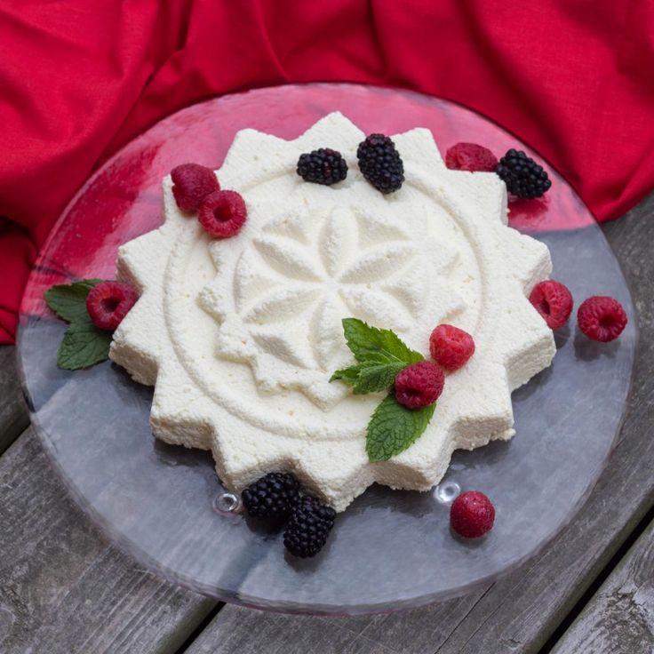 Bohuslän Äggost (Swedish Cheesecake) - The Table
