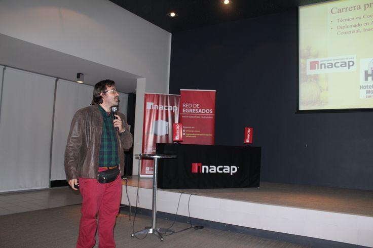 Jorge Zehneder, Relator