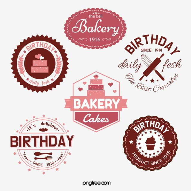 Cake Bakery Shop Logo Bakery Clipart Bread Delicious Food Png And Vector With Transparent Background For Free Download Cake Bakery Shop Bakery Cakes Bakery