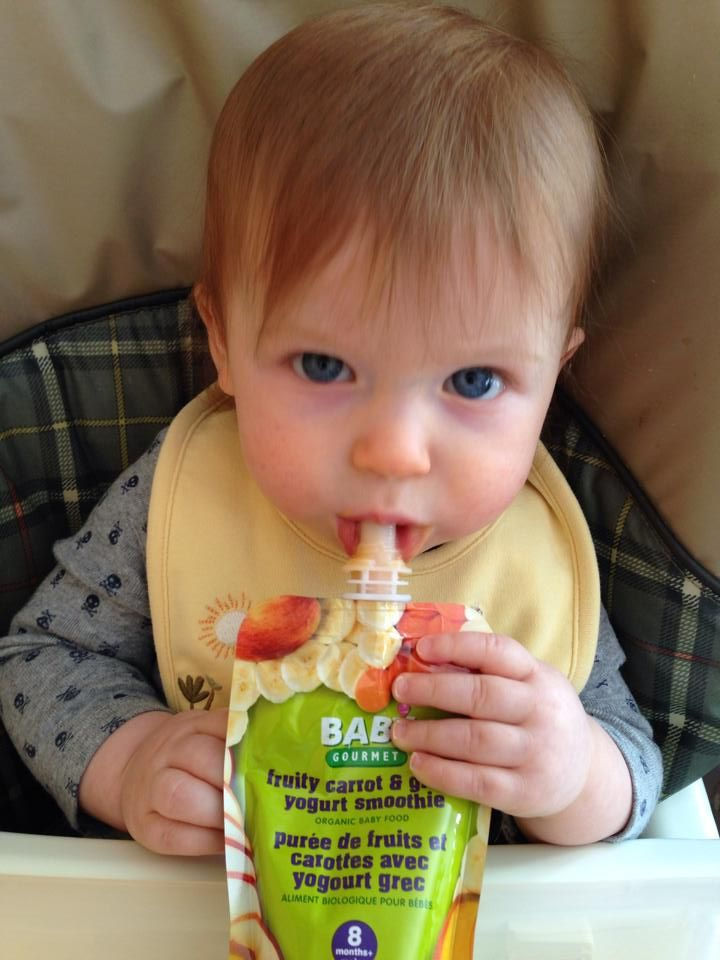 Rauchelle's son Lewis is a big fan of Fruity Carrot  Greek Smoothie!