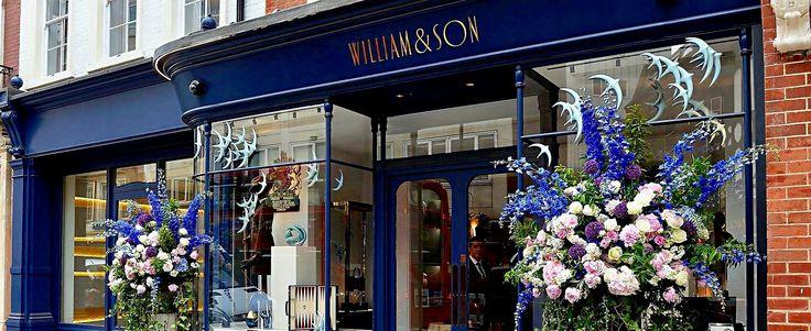 William & Son 34 - 36 Bruton Street London, United Kingdom Built 2015  Architect: Trehearne Architects