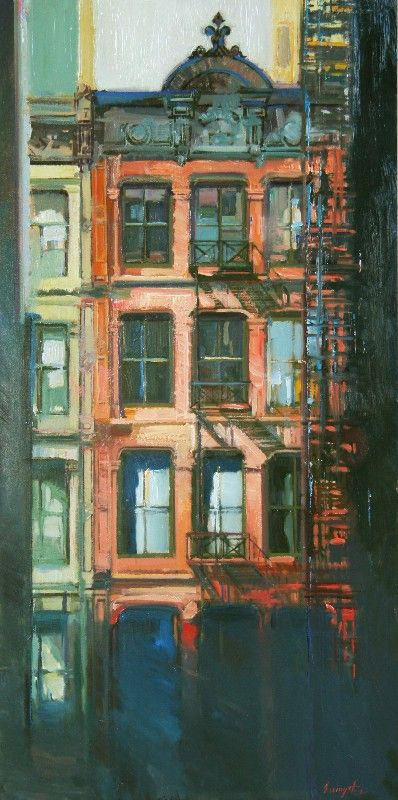 """SOHO Slice,"" Francis Livingston"