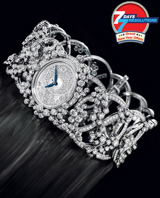 Resolution 6- Make people happy!  Shop for watches at watch kart & get extra 10% off with your HDFC Bank Card.