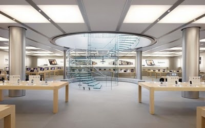 apple store NY @I'mclaireeiffel.blogspot