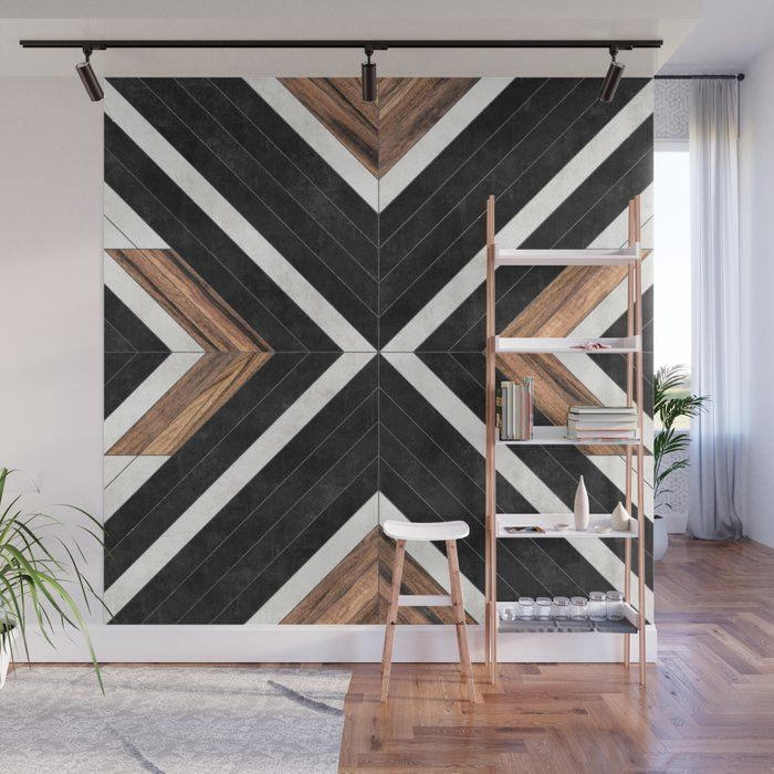 Pin By Nabeel Seddiqu On Harbor Row In 2020 Interior Wall Design Feature Wall Design Urban Tribal
