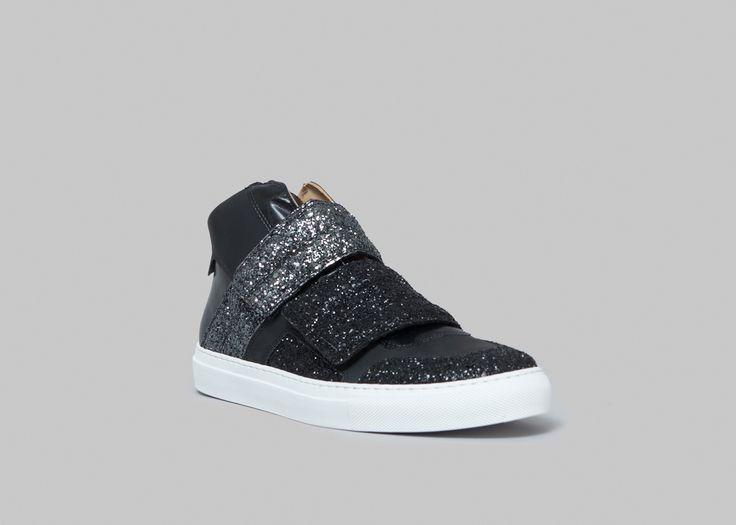 Femmes Emmancher Classiques Fourgons Sneaker En Cuir De Plate-forme cJQ8mxIDgC