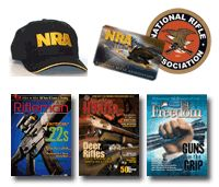 Protect your guns up $2,500 at no cost to you. Join the #NRA