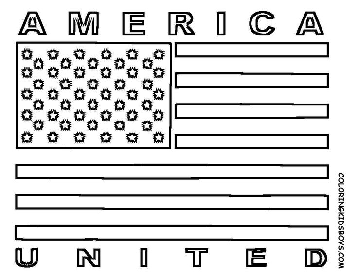 celebrate freedom week coloring pages - photo#14