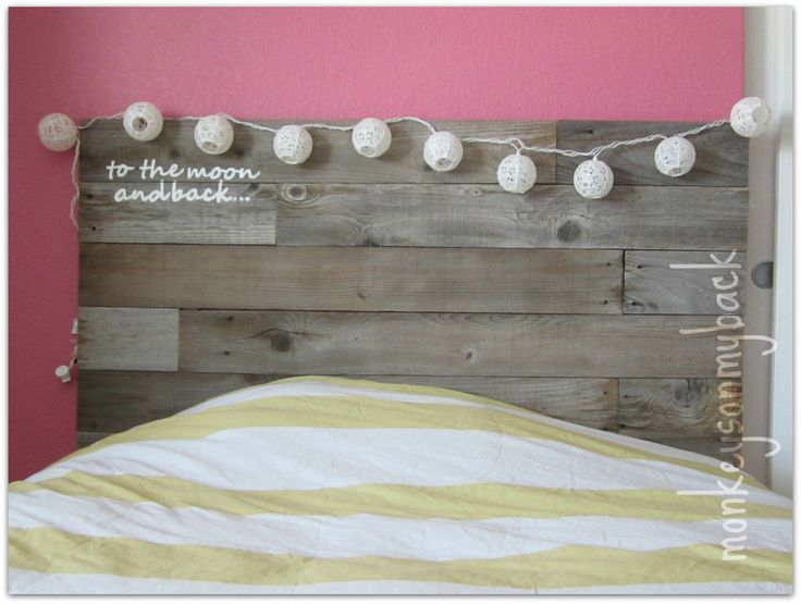 10 best favorite places spaces images on pinterest for Faux headboard ideas