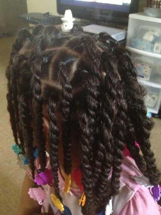 ... Hairstyles on Pinterest | Mixed Girls, Girl Hairstyles and Biracial