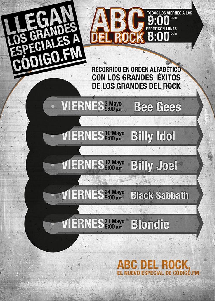 Especiales de Mayo en Código. FM